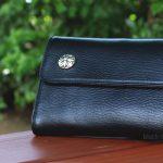 クロムハーツのボタンタイプの長財布の種類とは?